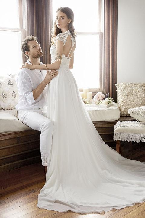 Ti Adora by Allison Webb Style 7703 Bridal Gown