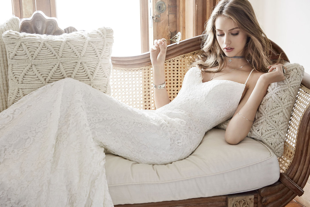 Ti Adora by Allison Webb Style 7707 Bridal Gown