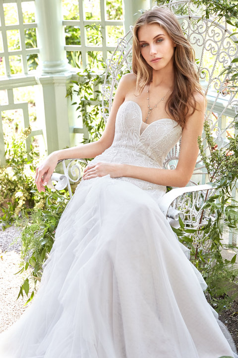 Ti Adora by Allison Webb Style 7753 Bridal Gown