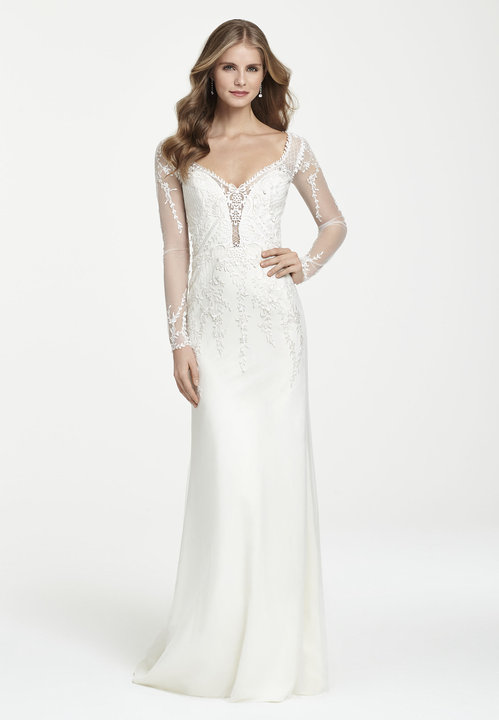 Ti Adora by Allison Webb Style 7754 Bridal Gown