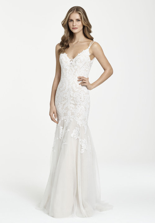 Ti Adora by Allison Webb Style 7755 Bridal Gown