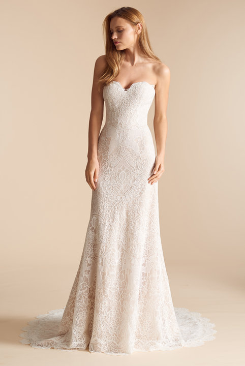 Ti Adora by Allison Webb Style 7801 Addie Bridal Gown
