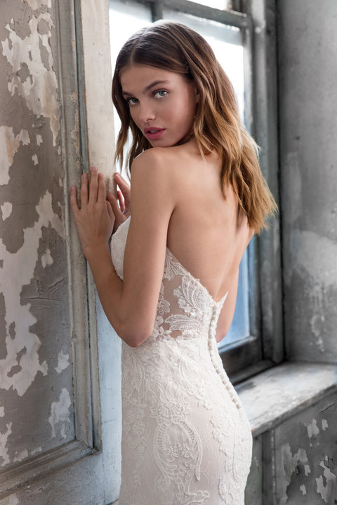 Ti Adora by Allison Webb Style 7804 Naomi Bridal Gown