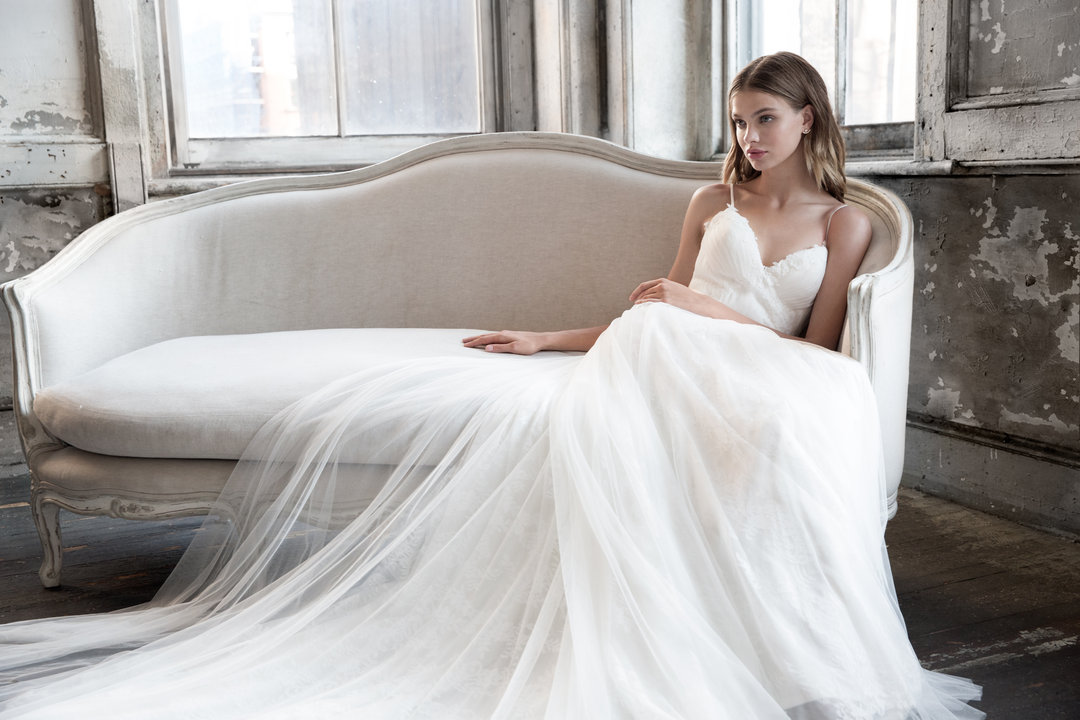 Ti Adora by Allison Webb Style 7805 Colette Bridal Gown