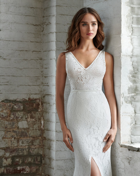 Ti Adora by Allison Webb Style 7853 Fletcher Bridal Gown
