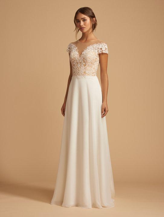 Ti Adora by Allison Webb Style 7857 Adeline Bridal Gown