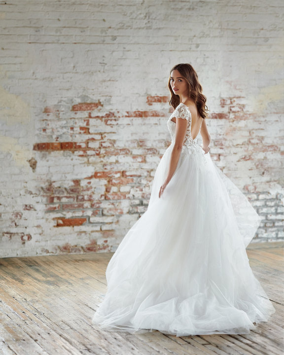 Ti Adora by Allison Webb Style 7859 Jolie Bridal Gown