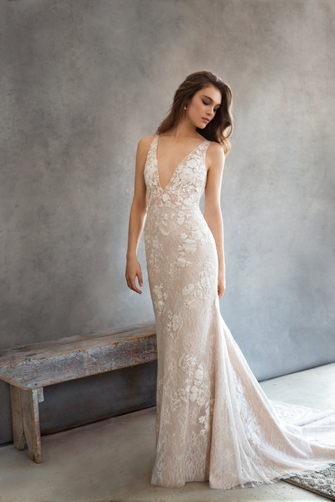 Ti Adora by Allison Webb Style 7900 Devany Bridal Gown