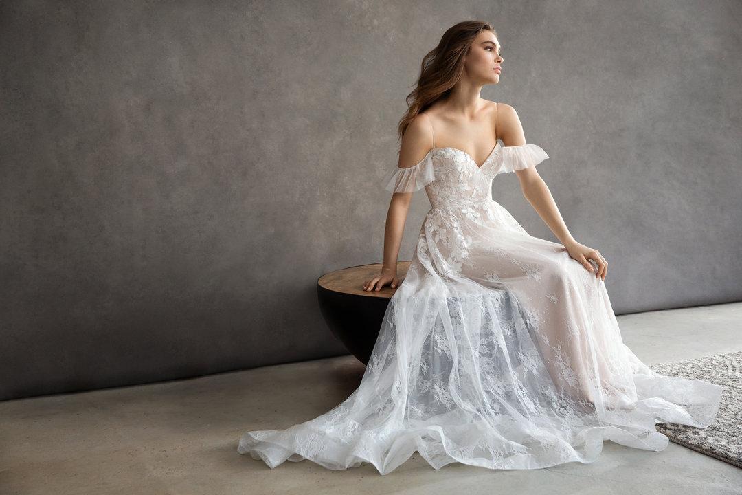 Ti Adora by Allison Webb Style 7905 Poppy Bridal Gown