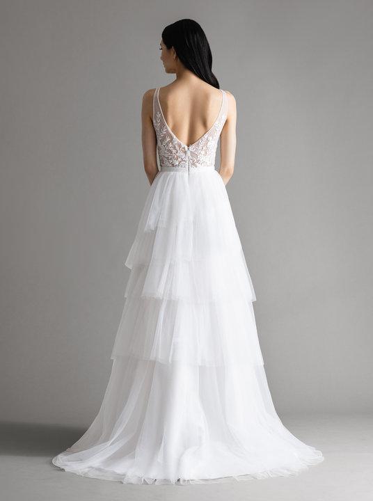 Ti Adora by Allison Webb Style 7909 Eva Bridal Gown