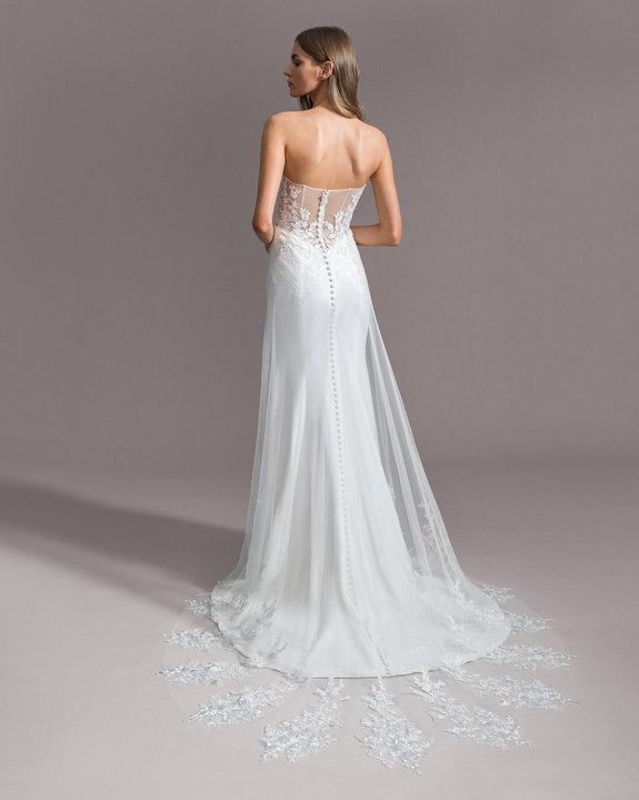 Ti Adora by Allison Webb Style 7951 Allegra Bridal Gown