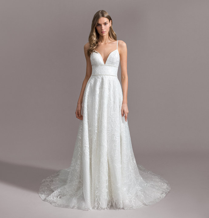 Ti Adora by Allison Webb Style 7954 Zara Bridal Gown