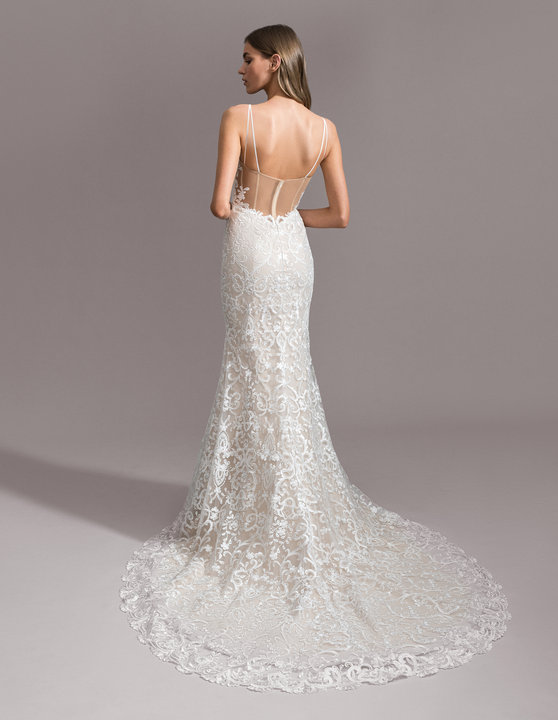 Ti Adora by Allison Webb Style 7956 Tristan Bridal Gown