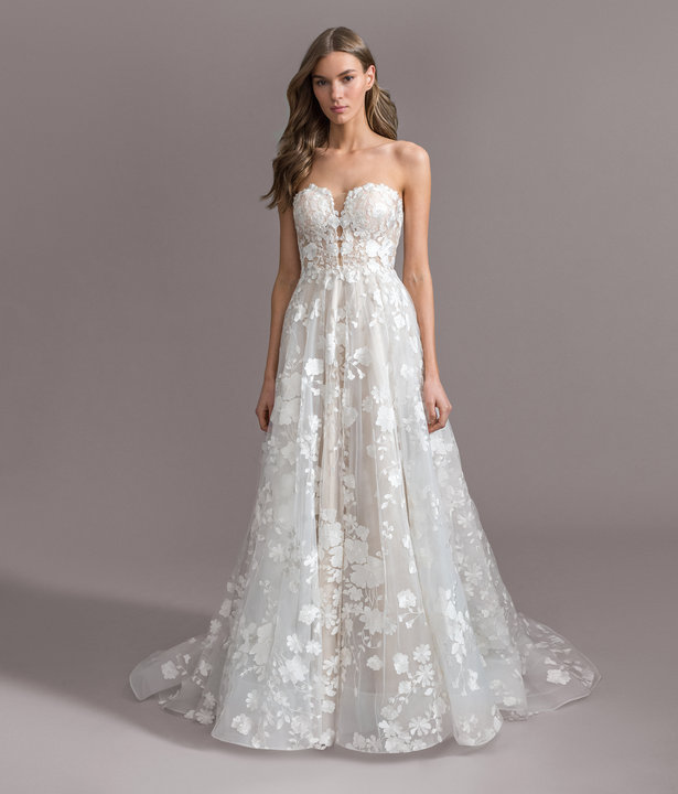 Ti Adora by Allison Webb Style 7961 Arwen Bridal Gown