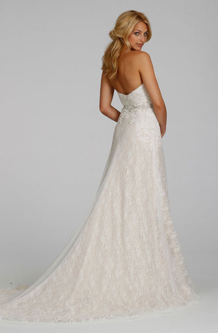 Style 7457  Back View