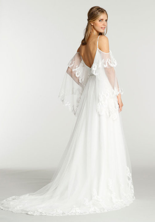 Style 7551  Back View