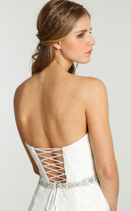 Style 7552  Detail Back View