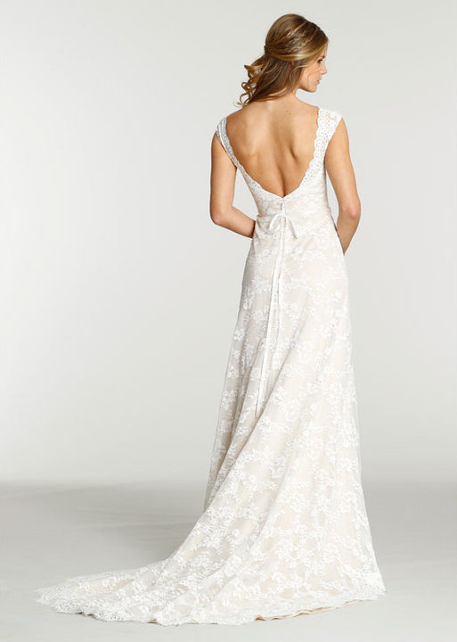Style 7558  Back View