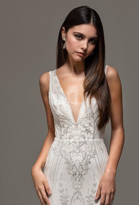 Tara Keely by Lazaro Style 22001 Elsa Bridal Gown