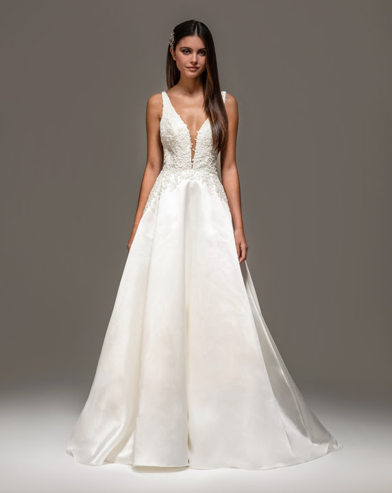 Tara Keely by Lazaro Style 22007 Elizabeth Bridal Gown