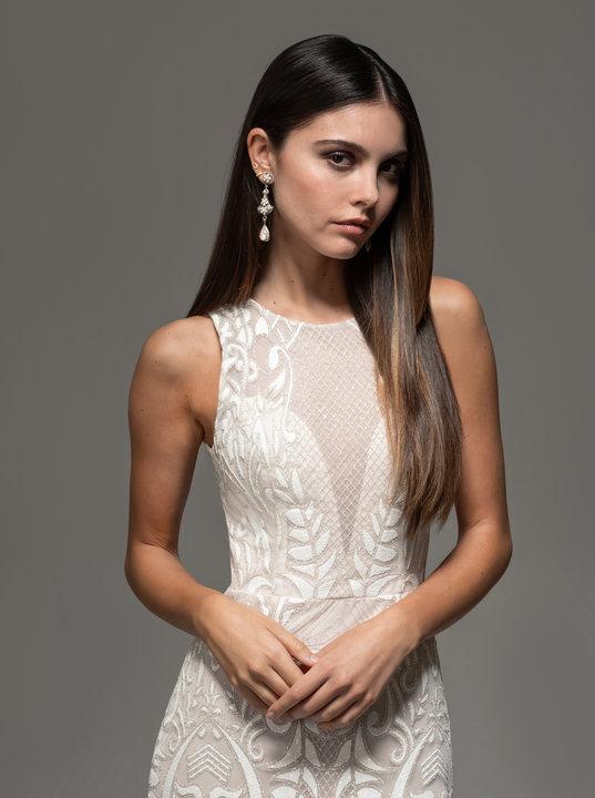 Tara Keely by Lazaro Style 22010 Lorena Bridal Gown