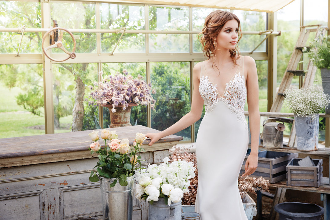 Tara Keely by Lazaro Style 2651 Bridal Gown