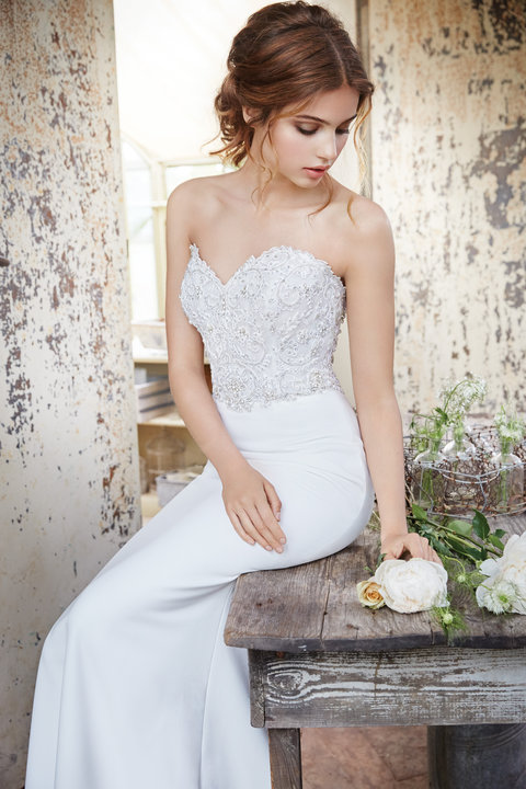 Tara Keely by Lazaro Style 2655 Bridal Gown