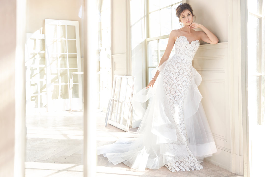 Tara Keely by Lazaro Style 2701 Bridal Gown