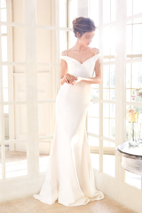 Tara Keely by Lazaro Style 2704 Bridal Gown