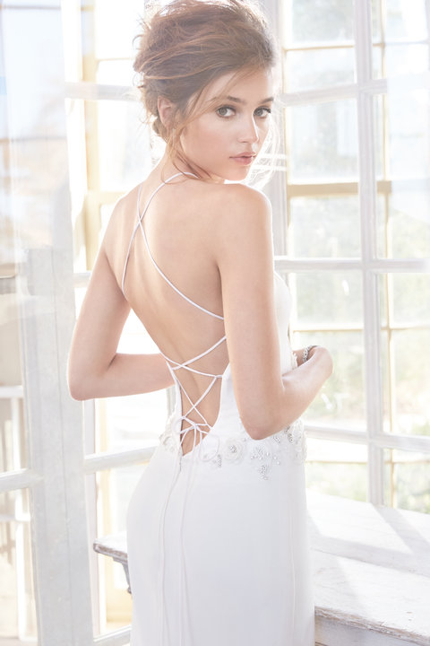 Tara Keely by Lazaro Style 2705 Bridal Gown