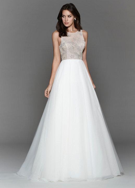 Tara Keely by Lazaro Style 2710 Bridal Gown