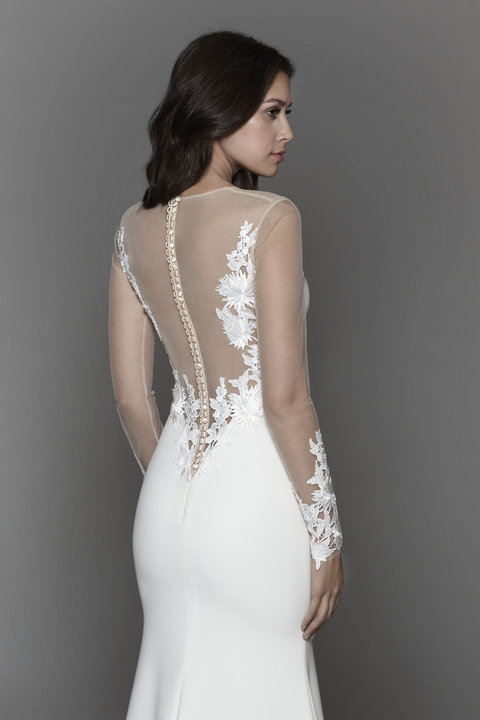 Tara Keely by Lazaro Style 2712 Bridal Gown