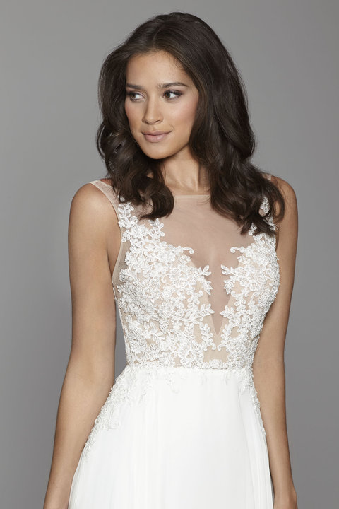 Tara Keely by Lazaro  Style 2753 Bridal Gown