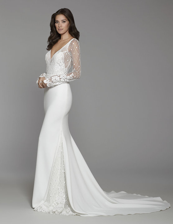 Tara Keely by Lazaro Style 2757 Bridal Gown