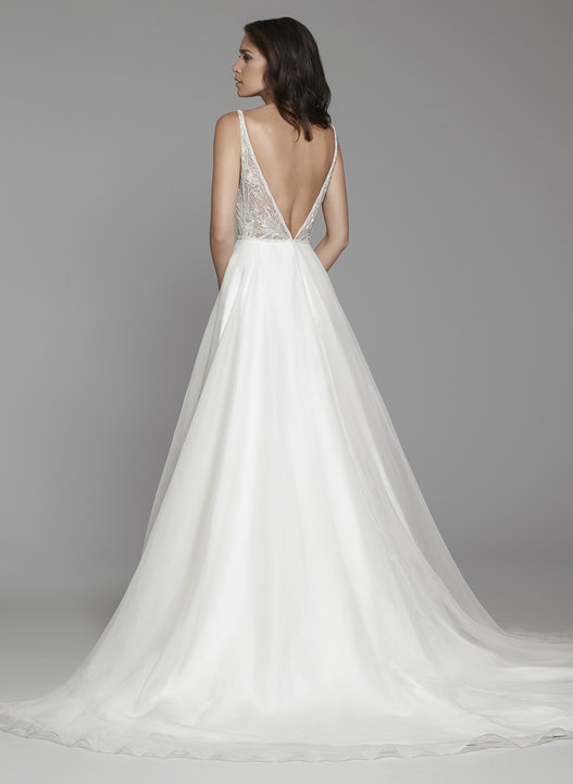 Tara Keely by Lazaro Style 2761 Bridal Gown