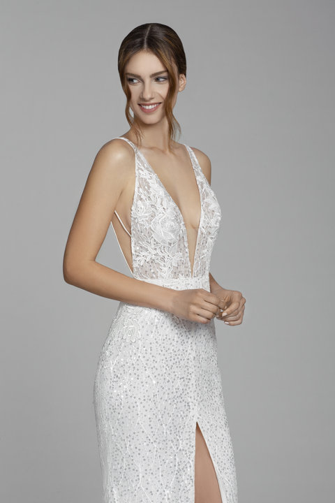 Tara Keely by Lazaro Style 2850 Maria Bridal Gown