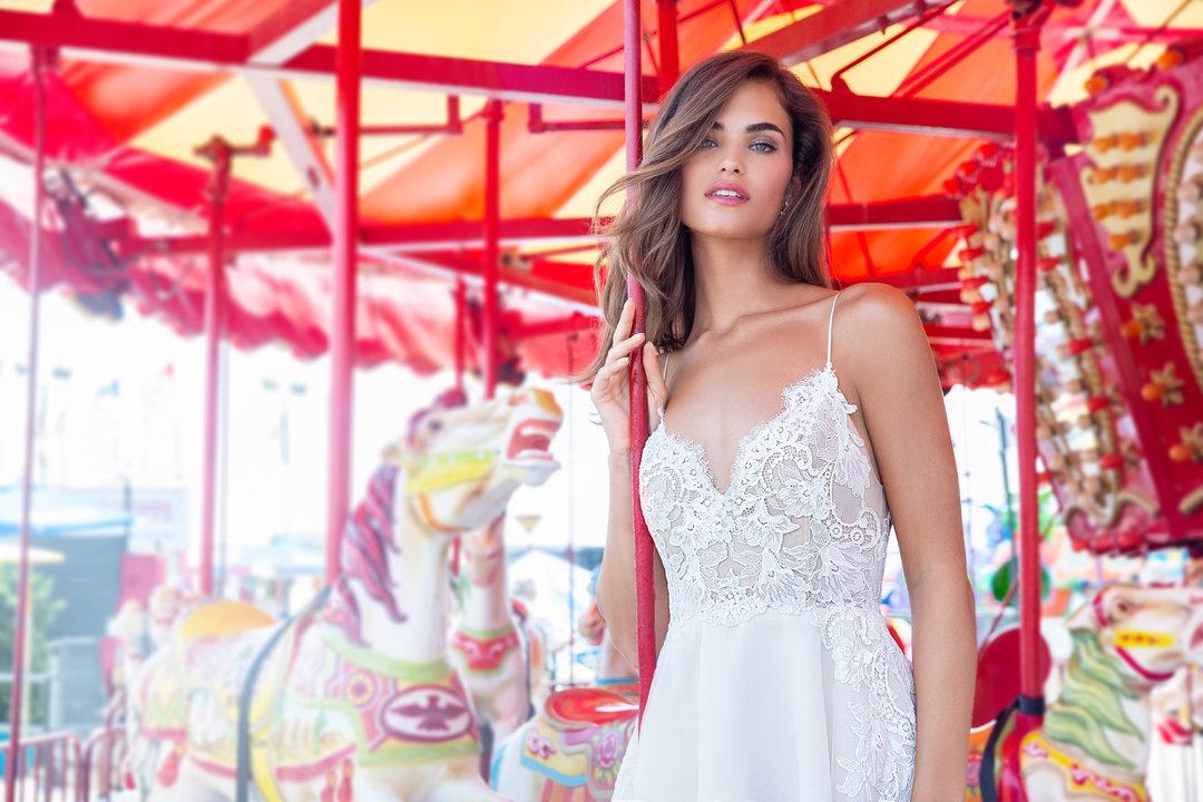 Tara Keely by Lazaro Style 2851 Paola Bridal Gown