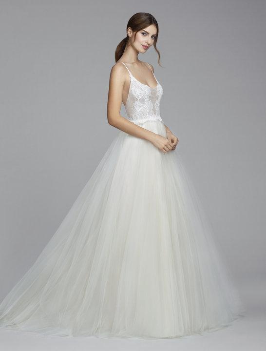 Tara Keely by Lazaro Style 2852 Nuris Bridal Gown