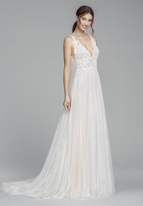 Tara Keely by Lazaro Style 2857 Myra Bridal Gown