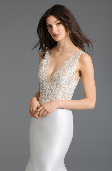 Tara Keely by Lazaro Style 2904 Mia Bridal Gown