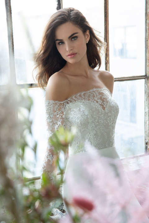 Tara Keely by Lazaro Style 2906 Emilia Bridal Gown