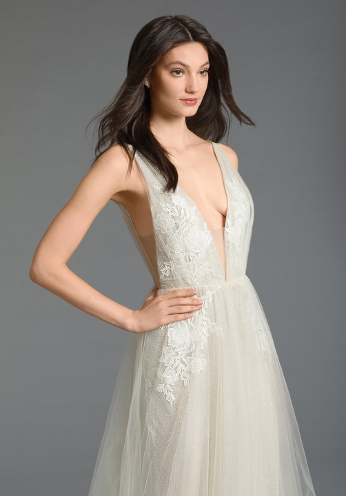 Tara Keely by Lazaro Style 2908 Alessandra Bridal Gown