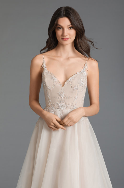 Tara Keely by Lazaro Style 2911 Rosa Bridal Gown