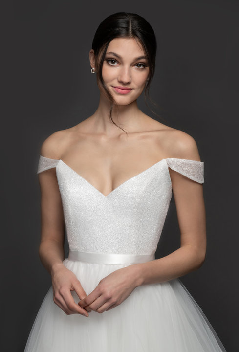 Tara Keely by Lazaro Style 2958 Valentina Bridal Gown