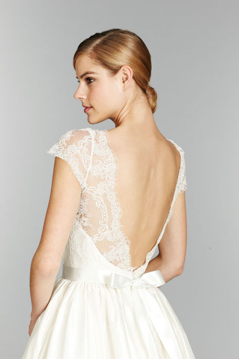 Style 2357  Back Detail View