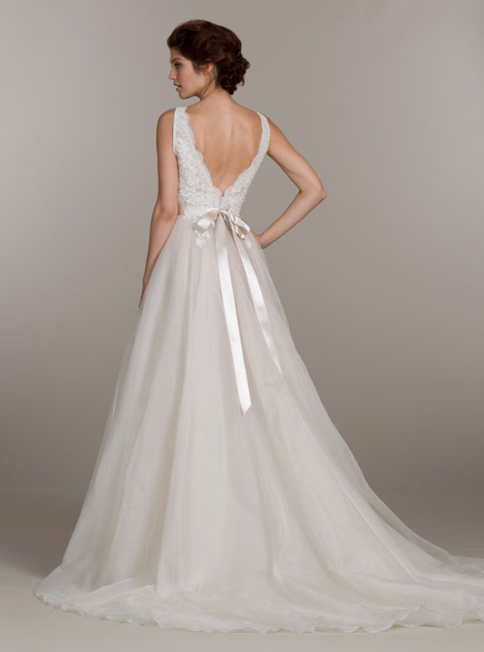 Tara Keely by Lazaro Style 2500 Bridal Gown