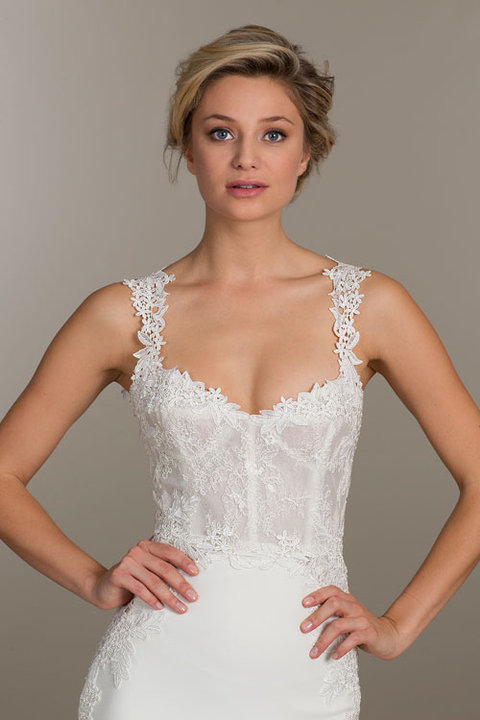 Tara Keely by Lazaro Style 2501 Bridal Gown