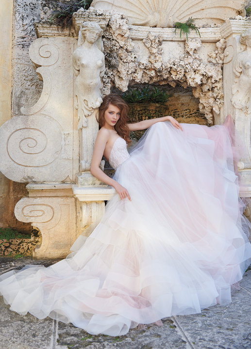 Tara Keely by Lazaro Style 2510 Bridal Gown