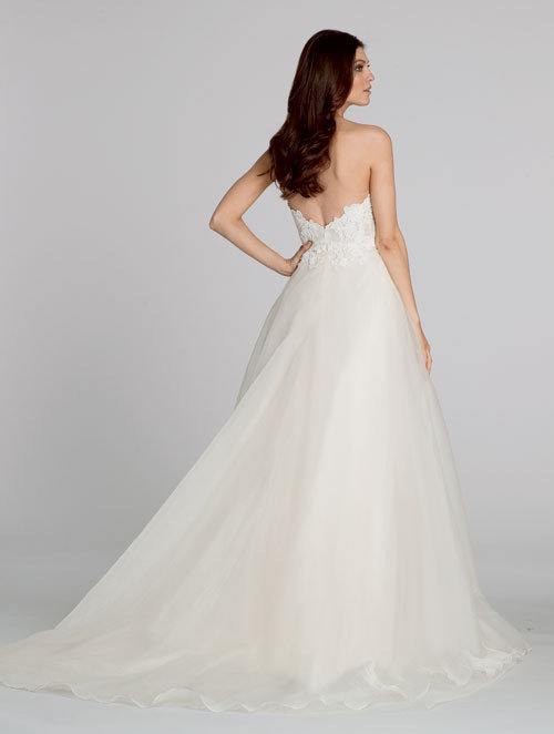 Style 2554  Back View