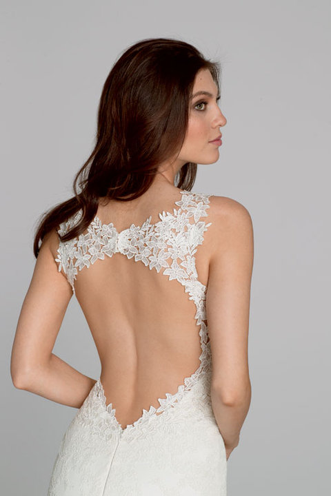 Style 2556  Detail Back View